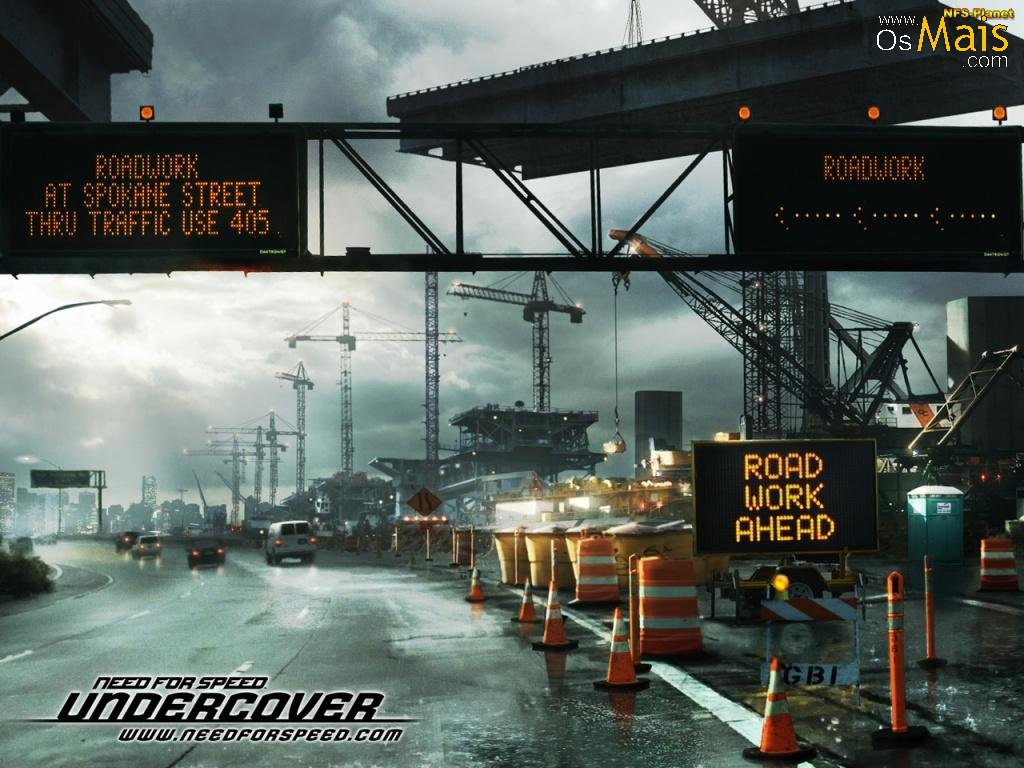 Imagem Need For Speed Undercover