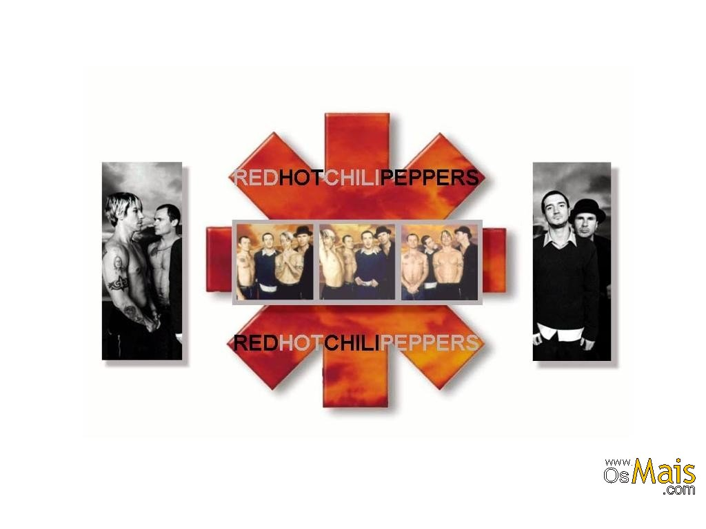 Imagem Red Hot Chili Peppers