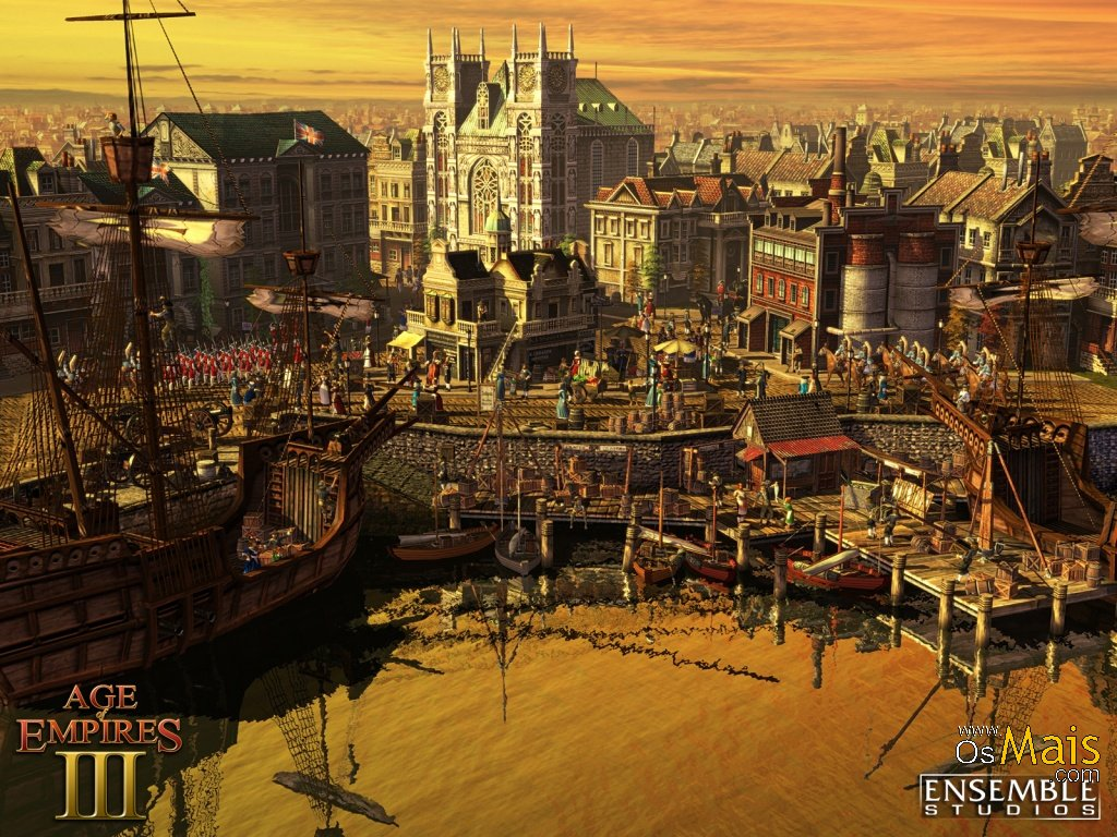 Imagem Age of Empires III