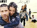 LOST - Kate e Jack wallpaper
