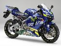 Honda - CBR600RR Movistar wallpaper
