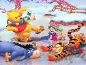 Turma do Pooh wallpaper