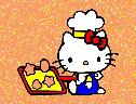 Hello Kitty Cheff wallpaper