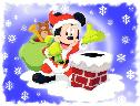 Natal do Mickey wallpaper