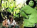 Lost.. Hurley wallpaper