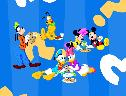 Turma da Disney wallpaper