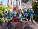 Smurfs wallpaper