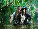 Jack Sparrow - Piratas do Caribe wallpaper