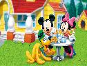 Mickey Minnie e Pluto wallpaper