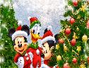 Natal Disney wallpaper
