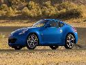 Nissan 370z Azul wallpaper