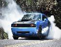 Dodge Challenger Azul wallpaper