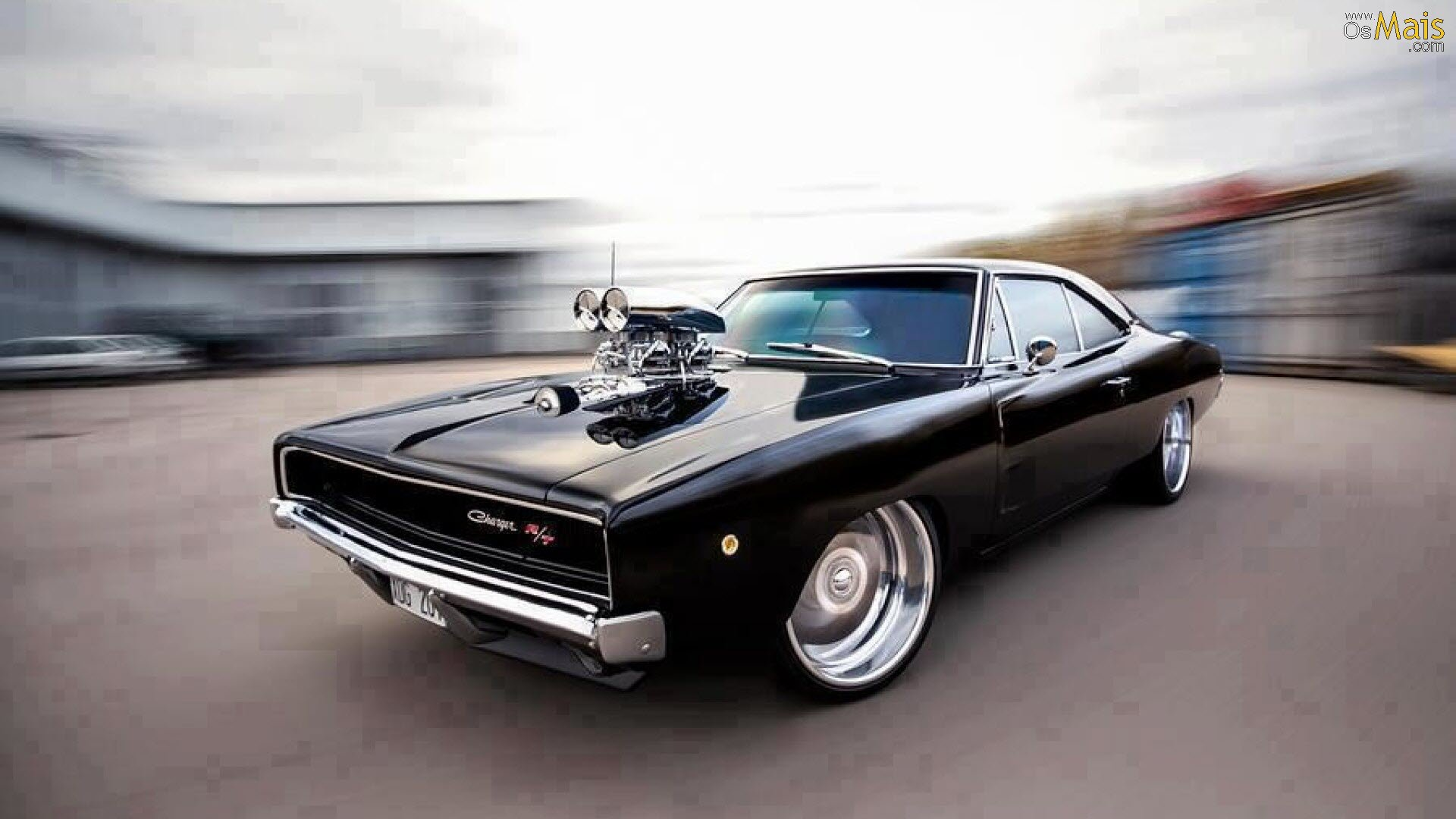 dodge-charger-wallpaper