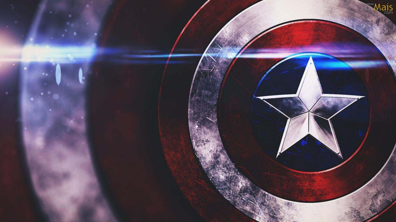 captain america hd wallpaper 1366x768